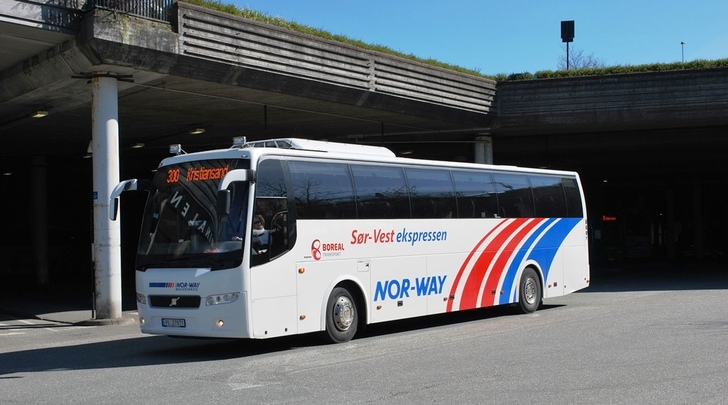 Express coach.