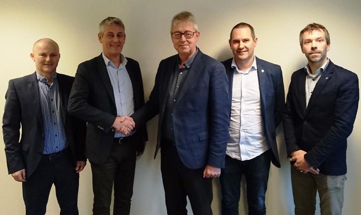 Boreal Transport Nord AS har signert kontrakt i Møre og Romsdal.