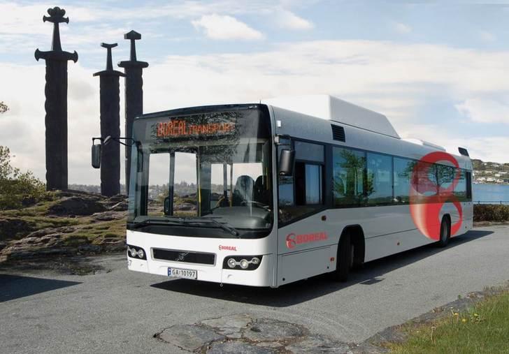 Bilde av gassbuss.