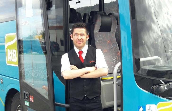 Mojtaba Rasouli er lærling i Orkanger.
