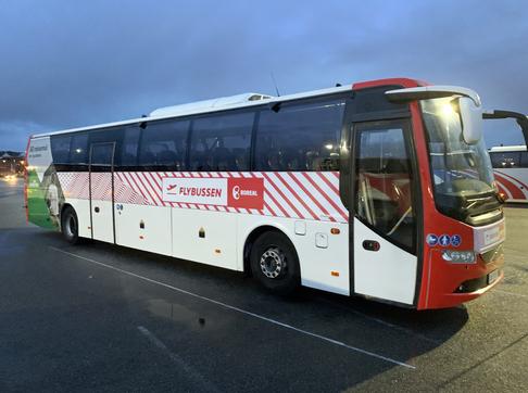 Flybussen Stavanger starter opp igjen onsdag 1. juli.