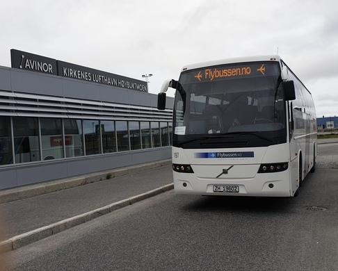 Flybussen Kirkenes